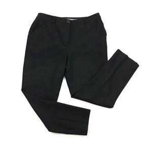 Boden Bistro Wool Stretch Crop Trouser Pants WQ057